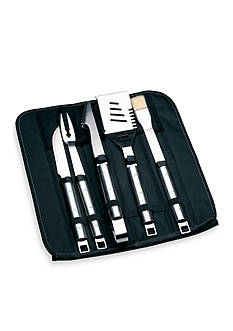 BergHOFF® Cubo 6-Piece BBQ Set Travel Wrap