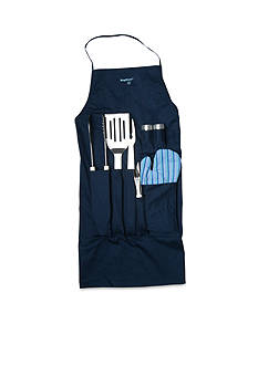 BergHOFF Orion 9-Piece BBQ Set with Apron