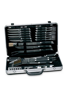 Geminis 33-Piece BBQ Set in Case