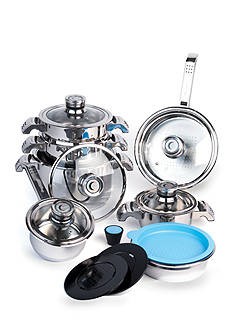 BergHOFF® Invico Vitrum 16-Piece Cookware Set