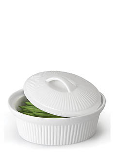 BergHOFF® Bianco Oval Covered Casserole