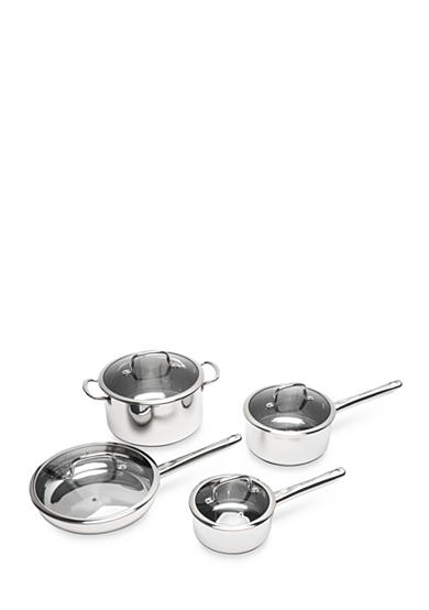 BergHOFF® Boreal 8-Piece Stainless Steel Cookware Set