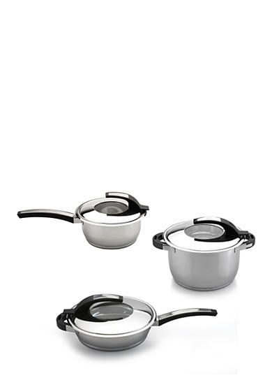 BergHOFF® Virgo Stainless Steel 6-Piece Cookware Set