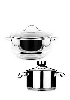 BergHOFF® EarthChef Premium 2-Piece Steamer Set