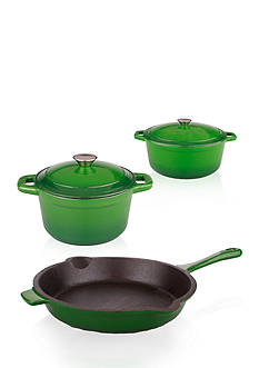BergHOFF® Cast Iron 5-Piece Cookware Set