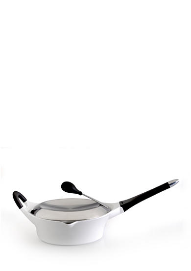 BergHOFF® 10-in. Cast Covered Deep Skillet