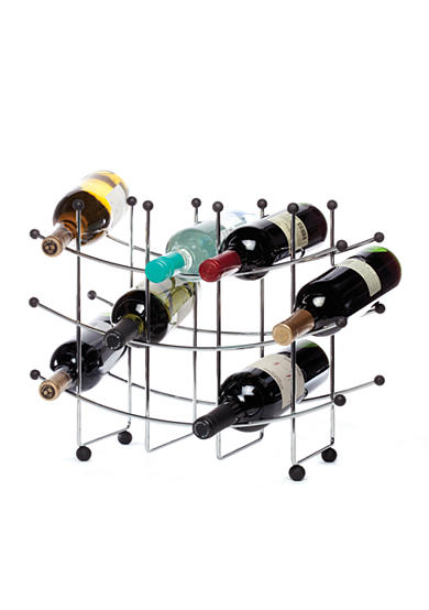 Oenophilia Fusion 15-Bottle Wine Rack