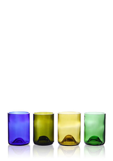 Oenophilia Wine Bottle Tumblers