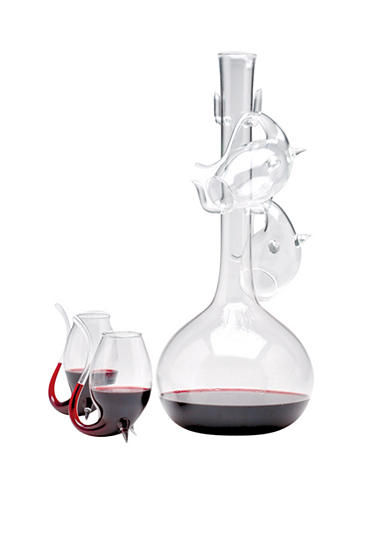 Oenophilia Porto Sipper Decanter Set