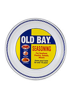Golden Rabbit 15.5-in. Medium Old Bay ® Serving Tray