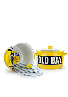 Golden Rabbit 18-qt. Old Bay Stock Pot