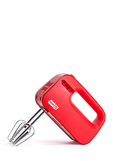 Dash™ Hand Mixer- Red