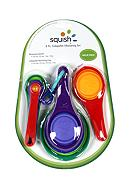 Squish™ 8-Piece Collapsible Measuring Set