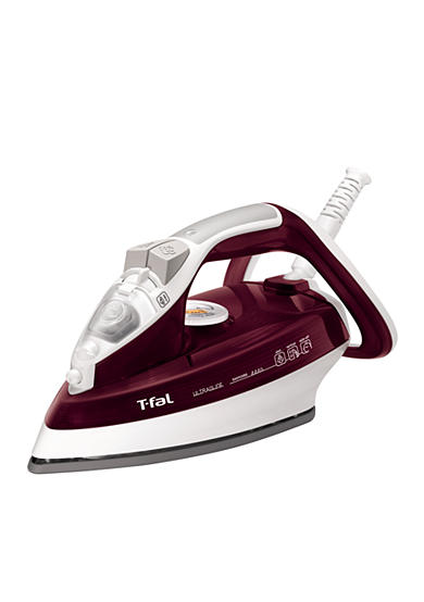 T-fal® Ultra Glide Red Iron