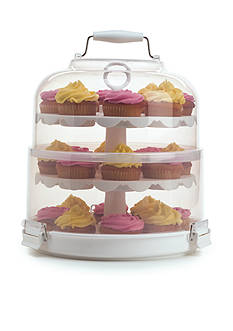 Progressive International Cupcake Carrier and Display