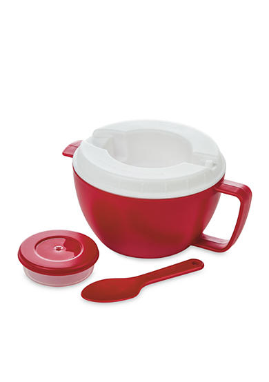 Progressive International 4-Piece Microwave On-The-Go Oatmeal