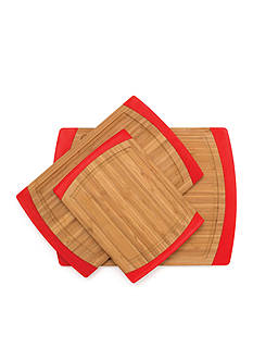 Lipper International Bamboo Non-Slip Cutting Board