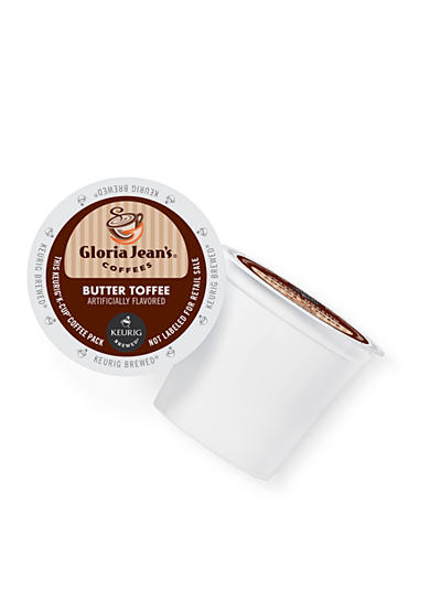 Keurig® Gloria Jean's® Butter Toffee K-Cup 18 Count