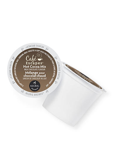 Keurig® Cafe Escapes® Milk Chocolate Hot Cocoa K-Cup 16 Count