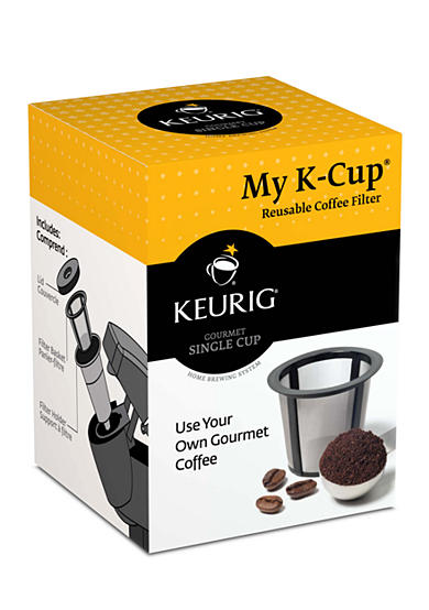 Keurig® My K-Cup Reusable Coffee Filter