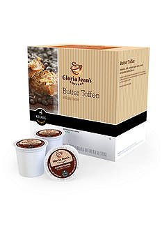 Keurig® Gloria Jean's Butter Toffee K-Cup 108 Count