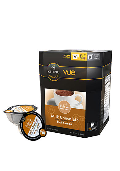 Keurig® Milk Chocolate Hot Cocoa Vue Pack 16 Count