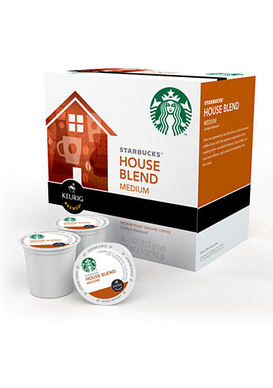 Keurig® Starbucks House Blend K-Cup 96 Count - Online Only