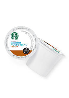 Keurig Starbucks House Blend Decaf K-Cup 16 Count