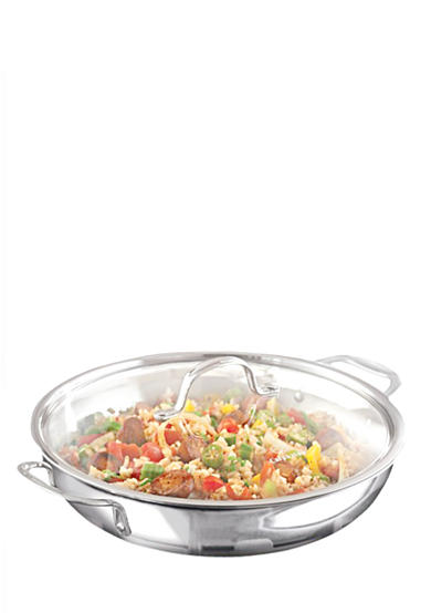 Calphalon® Tri-Ply Stainless Steel 12-in. Everyday Pan