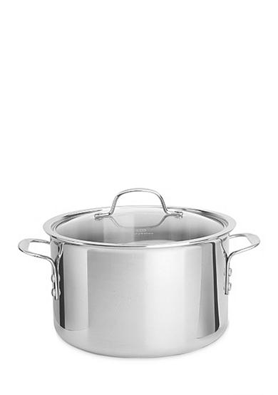 Calphalon® Tri-Ply Stainless Steel 8-qt. Stock Pot