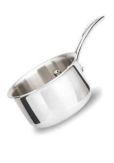 Calphalon® Tri-Ply Stainless Steel 1-qt. Saucepan