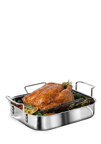 Calphalon® Tri-Ply Stainless Steel 14-in. Roaster