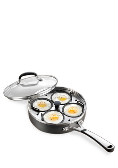 Calphalon® Simply Nonstick 4-Cup Egg Poacher
