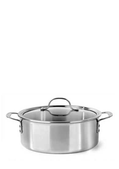 Calphalon® Tri-Ply Stainless Steel 5-qt. Dutch Oven & Cover