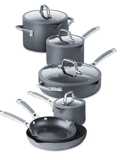 Calphalon® Simply Easy System Nonstick 10-Piece Cookware Set