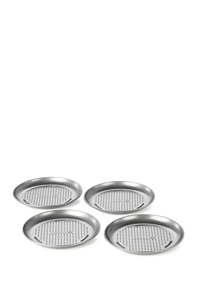 Calphalon® Gourmet Nonstick Bakeware 4-Piece Mini Pizza Pan Set