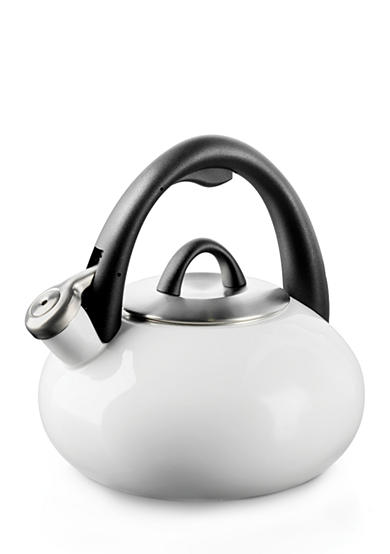 Calphalon® White Enamel Tea Kettle