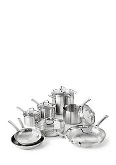 Calphalon® 14-Piece Stainless Steel Cookware Set
