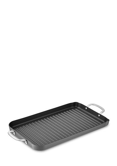 Calphalon® Classic Hard-Anodized Nonstick Double Grill