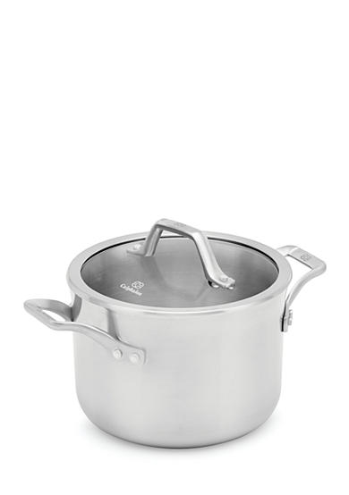 Calphalon® Signature™ 4-qt. Stainless Steel Soup Pot with Cover