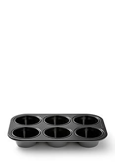 Calphalon Signature Nonstick 6-Cup Muffin Pan