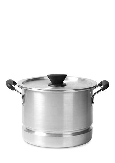Tabletops Unlimited 12-qt. Stockpot and Steamer - Online Only