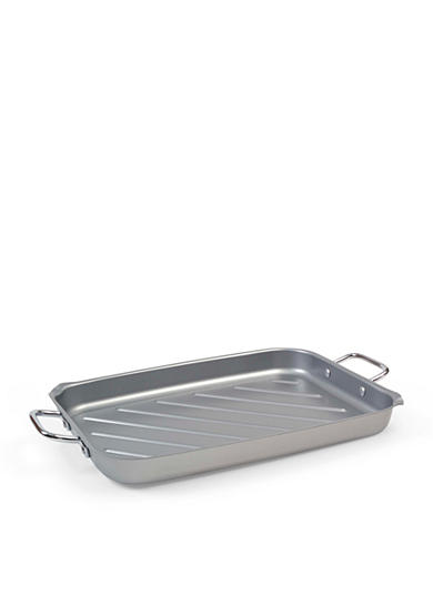 Cooks Tools™ Silver Nonstick Rectangular Grilling Pan