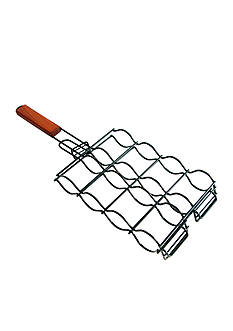 Cooks Tools™ Nonstick Adjustable Corn Grilling Basket