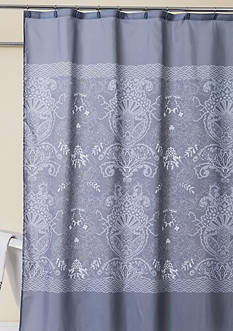 Saturday Knight Cherie Shower Curtain and Hooks Collections