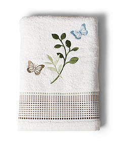 Saturday Knight Fluttering Bath Towel Collection