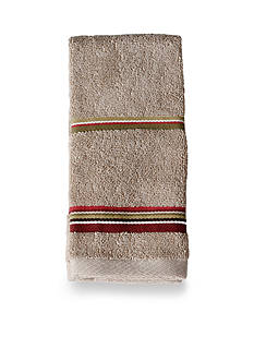 Saturday Knight MADISON RED TIP TOWEL