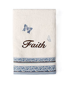 Saturday Knight Blessings Bath Towel Collection