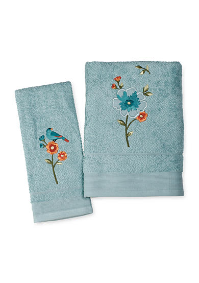 Saturday Knight Nature's Palette Towel Collection