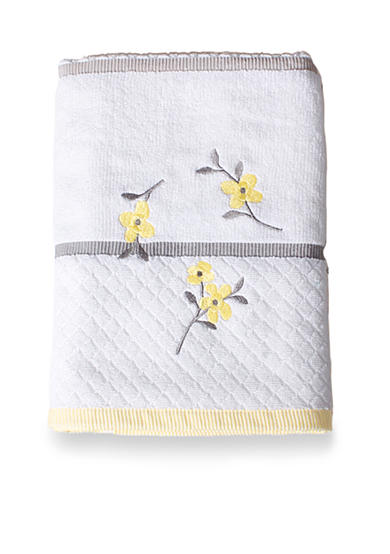 Decorative bath towels belk for Decorative bath towels